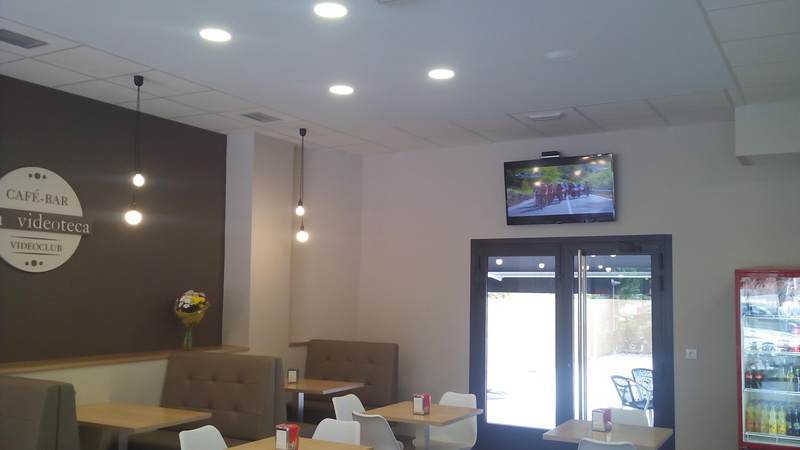 Cafetería La Videoteca