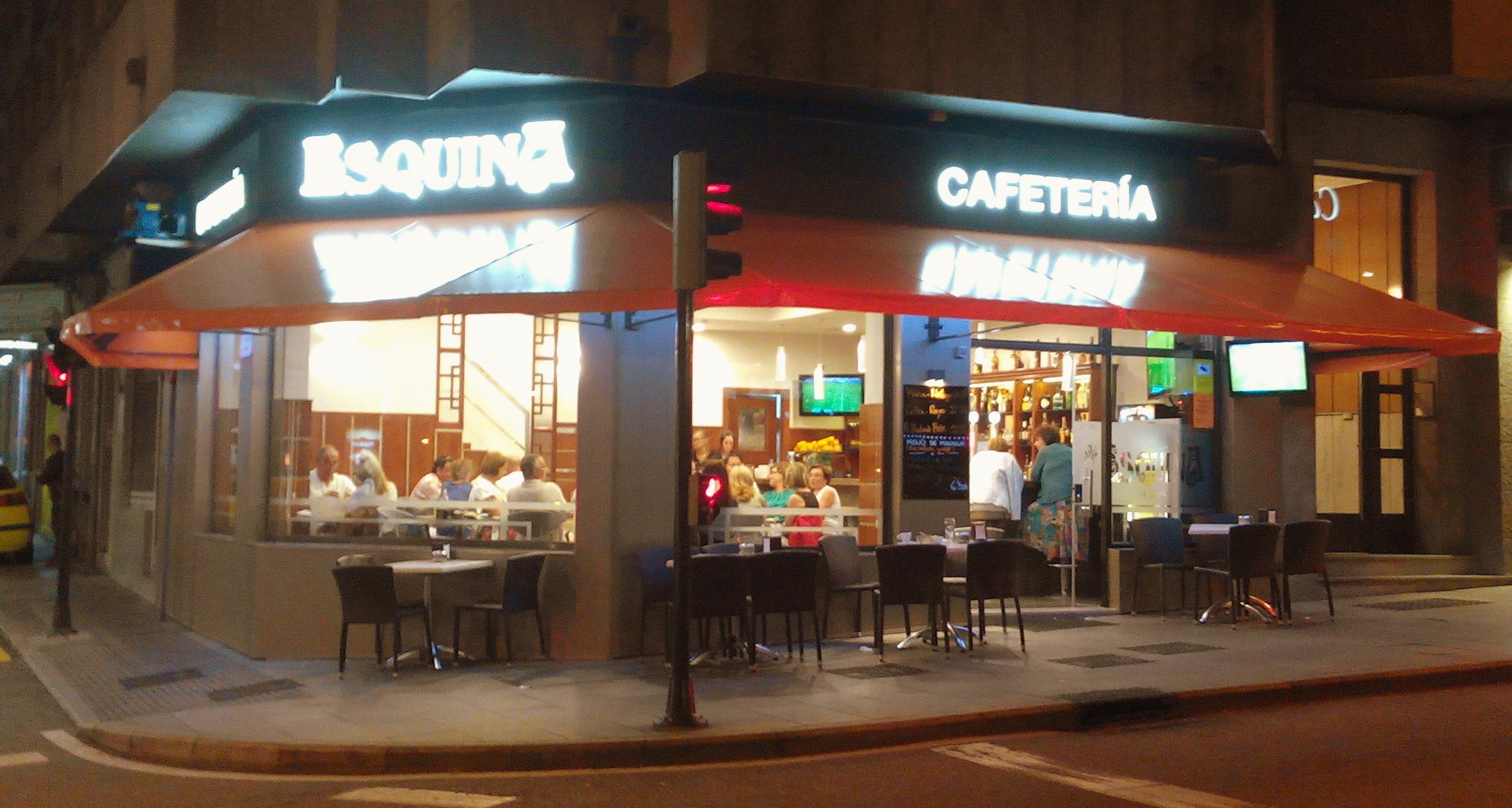 Cafetería La Esquina