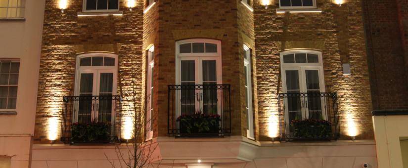 Quality leds fachada archivos quality leds for Iluminacion exterior fachadas